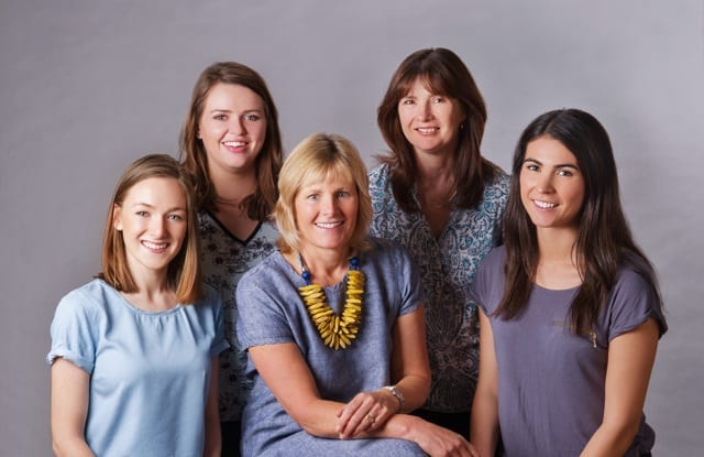 our staff fairfield physiotherapy