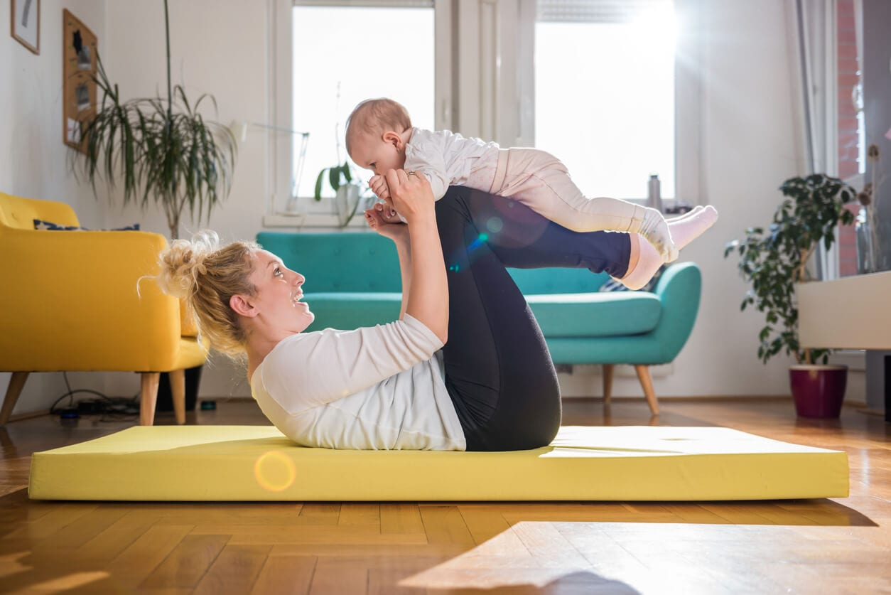 How to avoid postnatal injuries: a guide to post pregnancy exercise