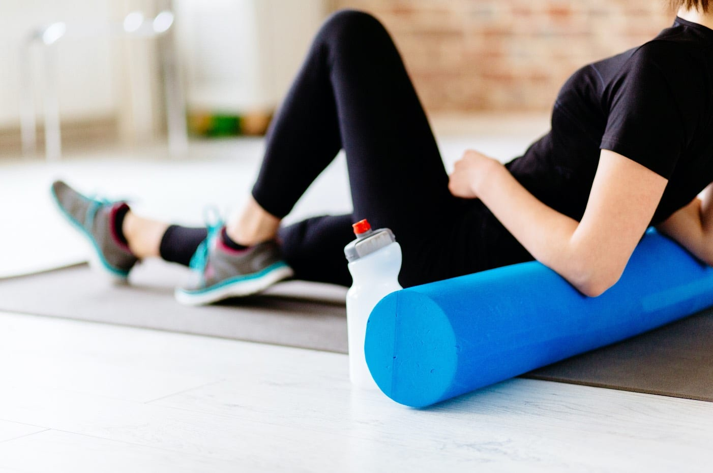 Getting the ball rolling on beating back pain could be easier than you thought.
