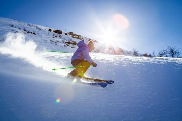 Skiing Physiotheraphy